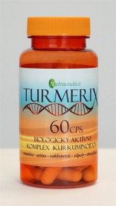 Turmerix (kurkumínové kapsule) 60 kapsúl