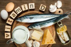 zdroje vitamínu D