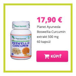Boswellia-Curcumin extrakt