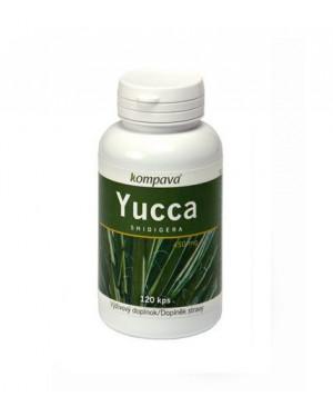 Kompava Yucca Shidigera - detoxikačný prípravok
