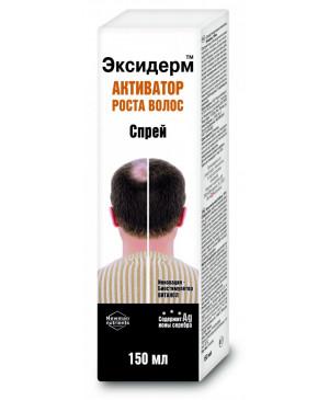 Exiderm - aktivátor rastu vlasov pre mužov