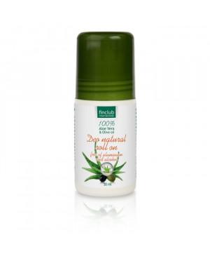 Aloe Vera prírodný deodorant Finclub