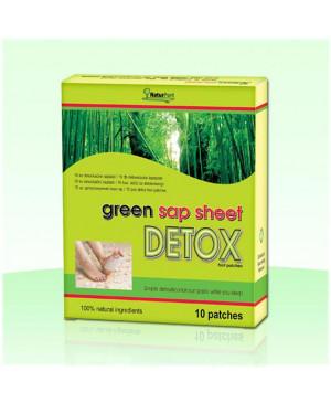 Detoxikačné náplaste