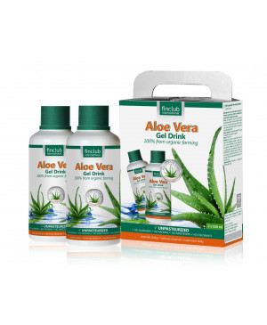 Aloe Vera gel drink Finclub
