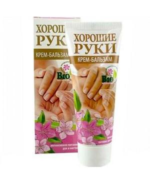 Krém na ruky a nechty