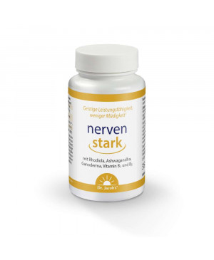 nervenstark - pevné nervy 100 kapsúl