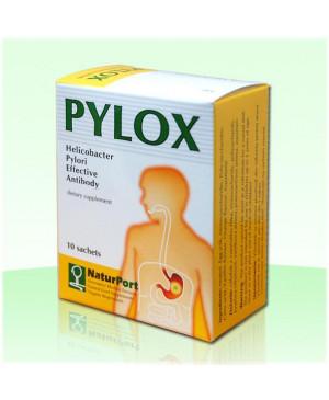 Pylox - prípravok proti Helicobacter pylori