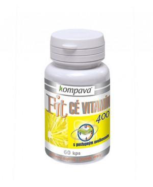 Kompava Fit Cé Vitamín 400 mg