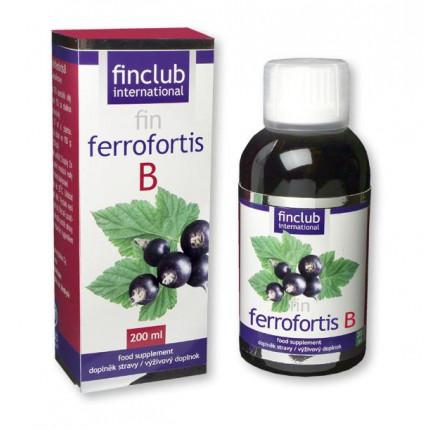 Finclub fin Ferrofortis B