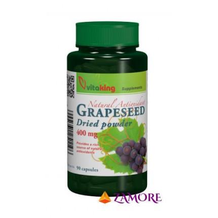 hroznové jadierka extrakt 400 mg kapsuly