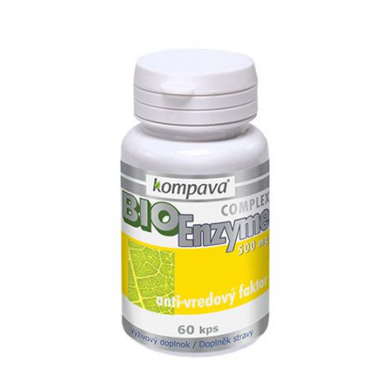 kompava bio enzyme complex - antivredový faktor
