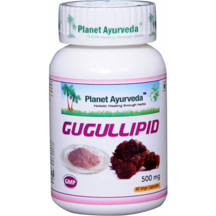 Gugullipid planet ayurveda