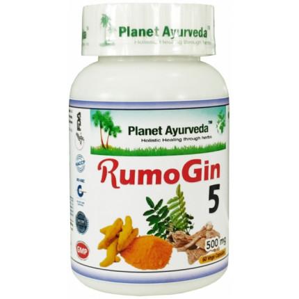 RumoGin5 planet ayurveda kapsule