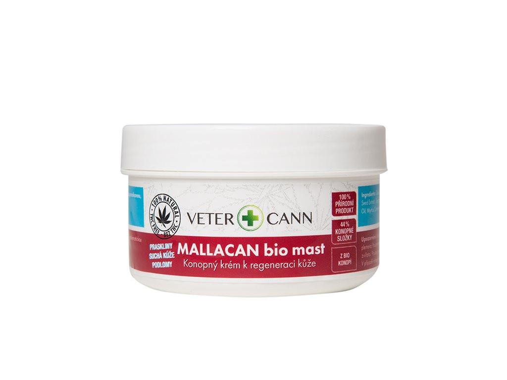 Vetercann Mallacan Bio masť
