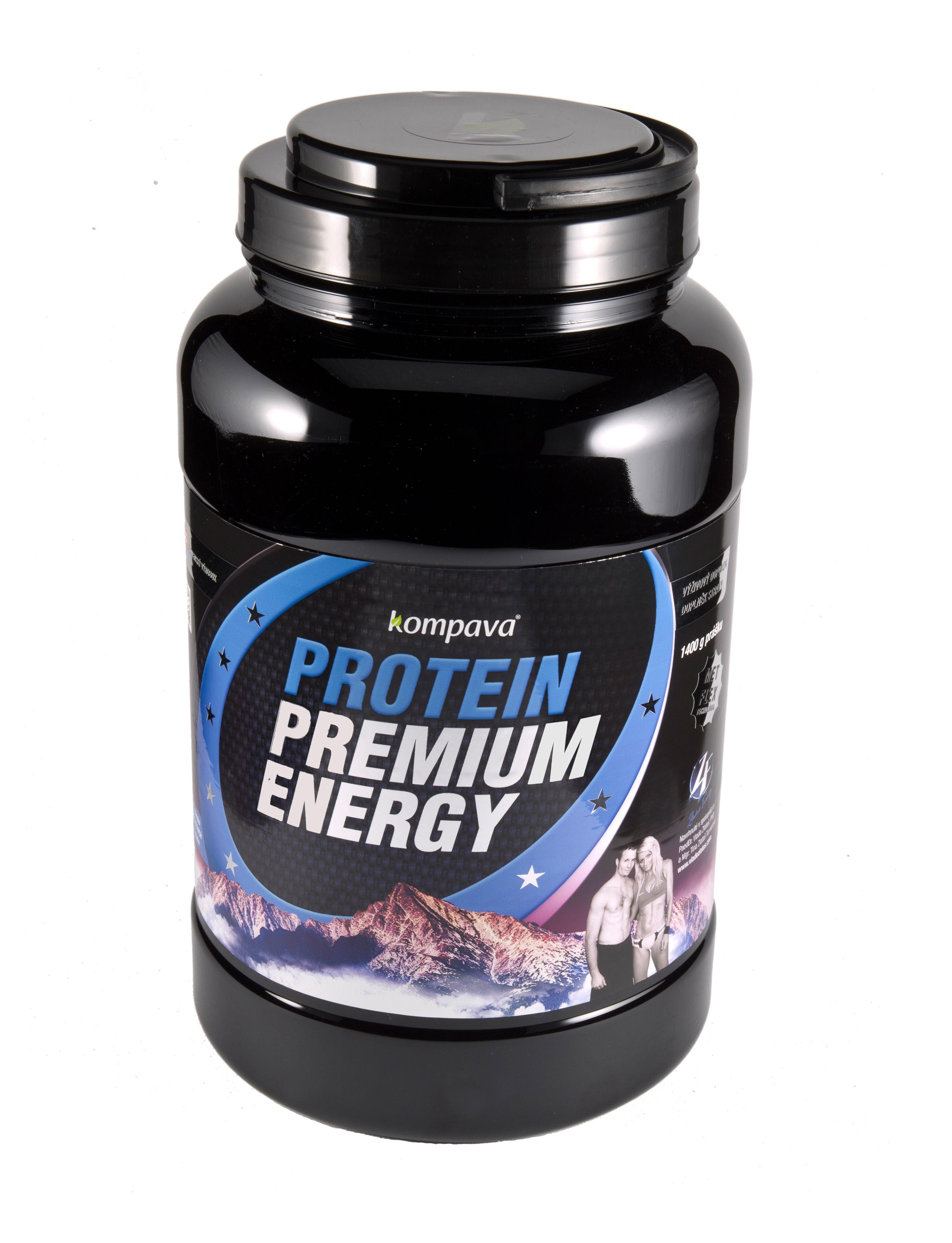 kompava protein premium energy 1400g