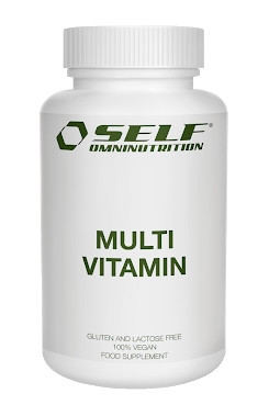 Self OmniNutrition Multivitamin 120 kapsúl