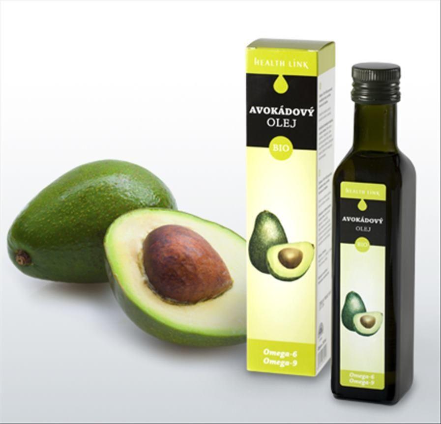 avokádový olej bio