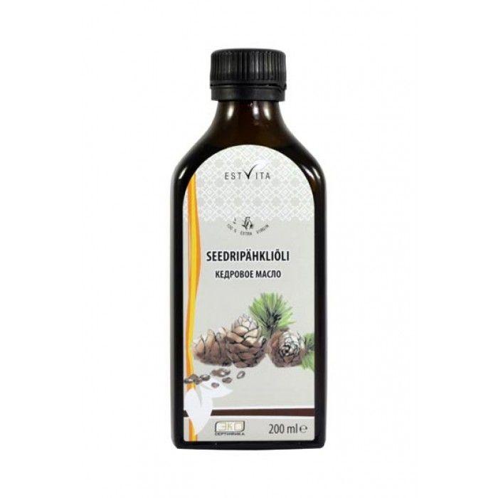cédrový olej estvita 200 ml
