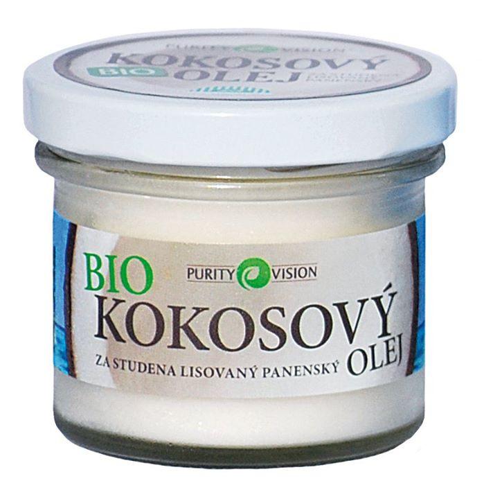Purity Vision BIO Panenský Kokosový olej 100 ml