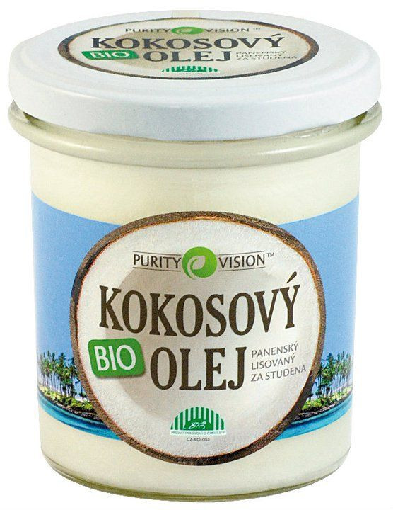 Purity Vision BIO Kokosový olej 300 ml