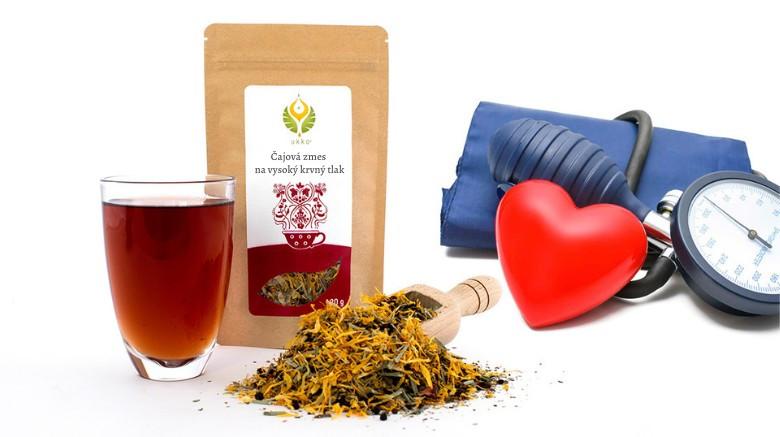 UKKO - Čaj na vysoký krvný tlak