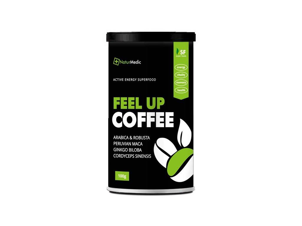 FEEL UP káva