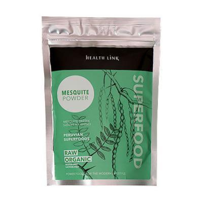 mesquite prášok raw bio