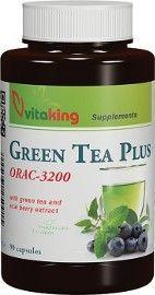 zelený čaj a acai berry vitaking