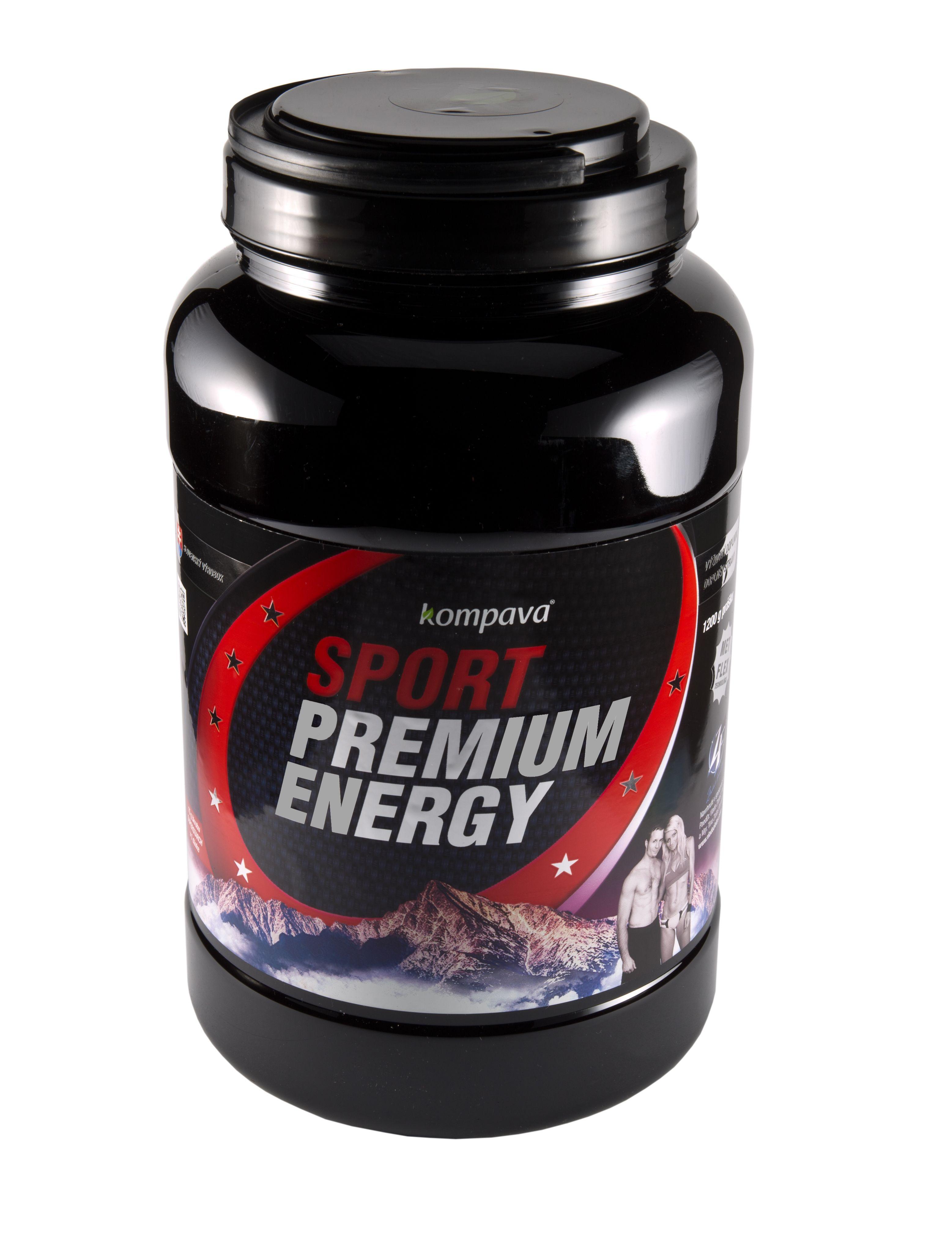Kompava Sport Premium Energy 1200g