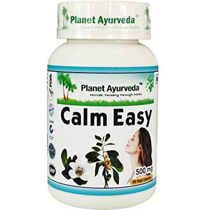 Calm Easy Planet Ayurveda kapsuly