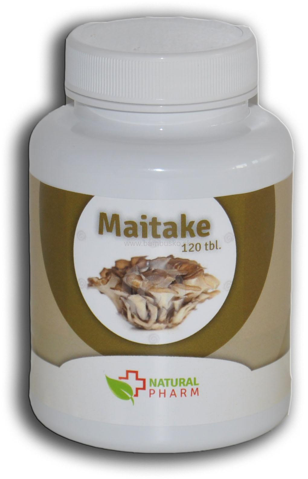 maitake 120 tabliet