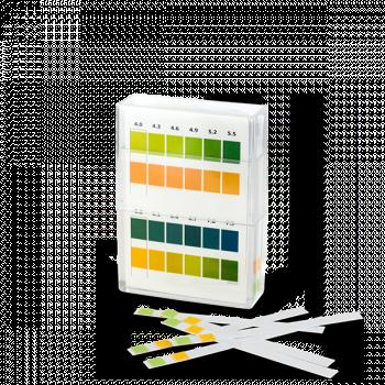 Indikačné papieriky na meranie pH