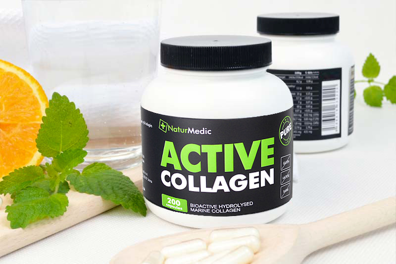 Active Collagen 200 kapsúl