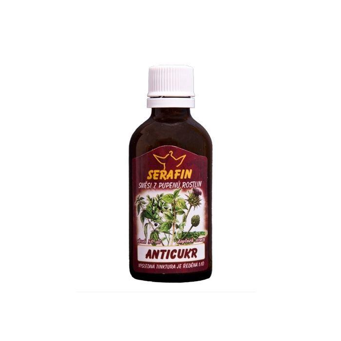 Serafin Anticukor - extrakt z pupeňov