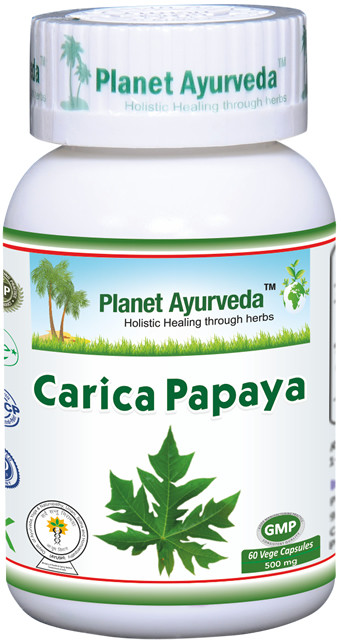 Carica Papaya planet ayurveda