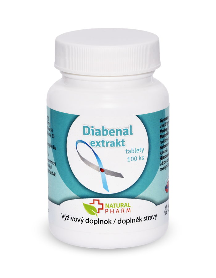 diabenal natural pharm 200 tabliet