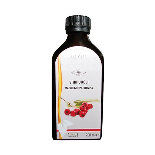 hlohový olej estvita 200 ml