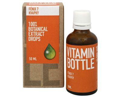 vitamin bottle fénix 7 50 ml
