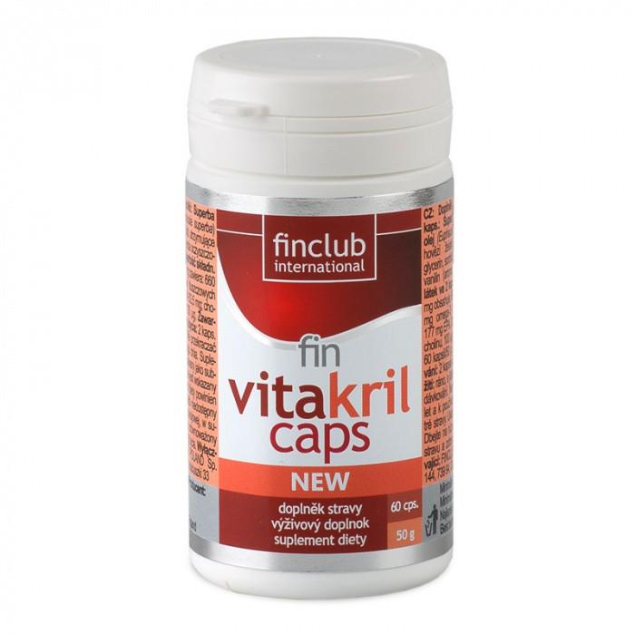 fin Vitakrilcaps NEW Finclub