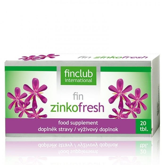fin Zinkofresh Finclub