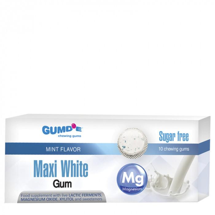 žuvačky Maxi White finclub