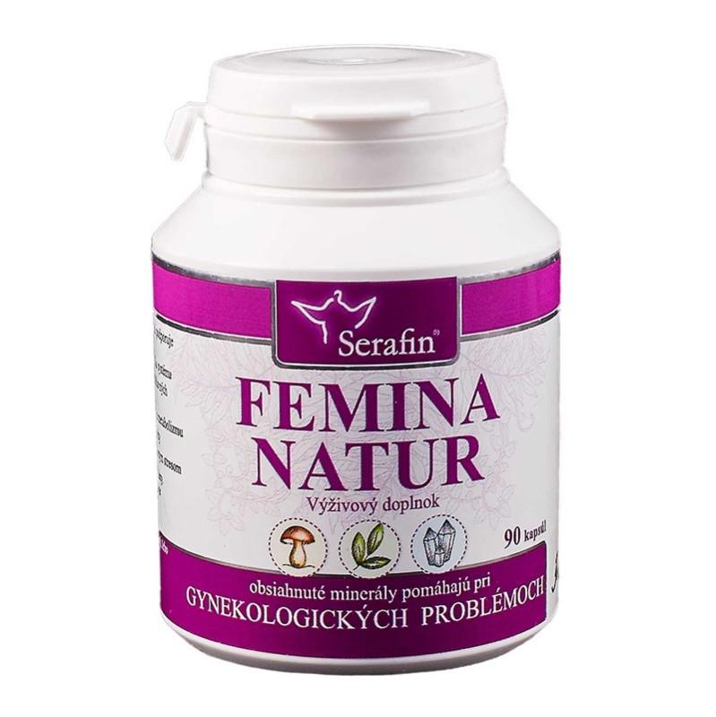 Serafin femina natur - na gynekologické problémy