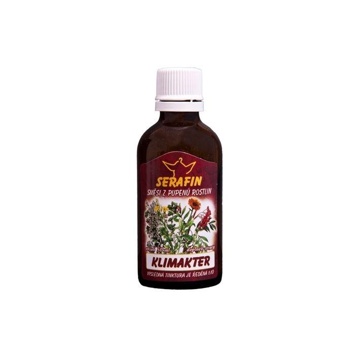 Serafin Klimakter - extrakt z pupeňov