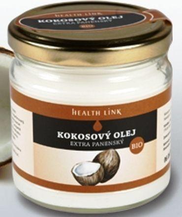 Kokosový olej health link Bio