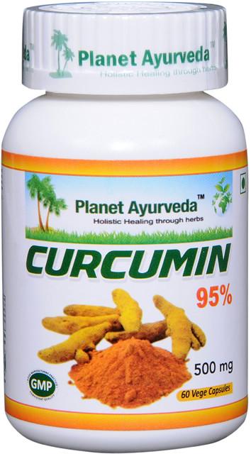 kurkumín 95% kapsuly planet ayurveda