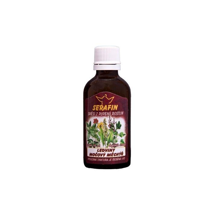 Serafin Obličky a močový mechúr - extrakt z pupeňov