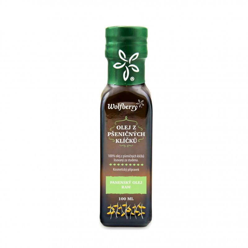 olej z pšeničných klíčkov wolfberry