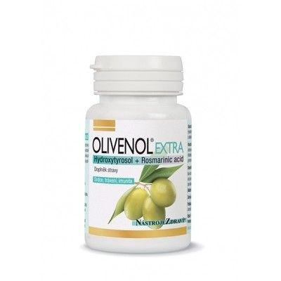 OLIVENÖL® Extra (s extraktom z rozmarínu) 60 kapsúl