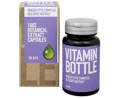 vitamini bottle omega fyto complex kapsule