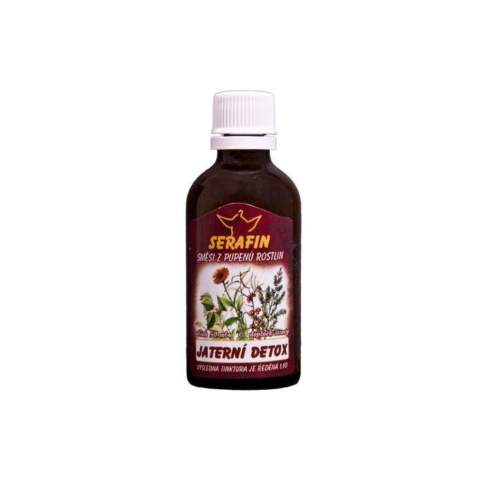 Serafin Pečeňový detox - extrakt z pupeňov
